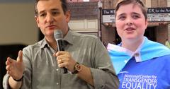 Ted Cruz Transgender Teen Rally Backlash