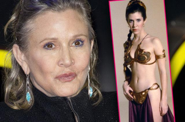 Carrie Fisher Hospitalized Heart Attack Condition Updates