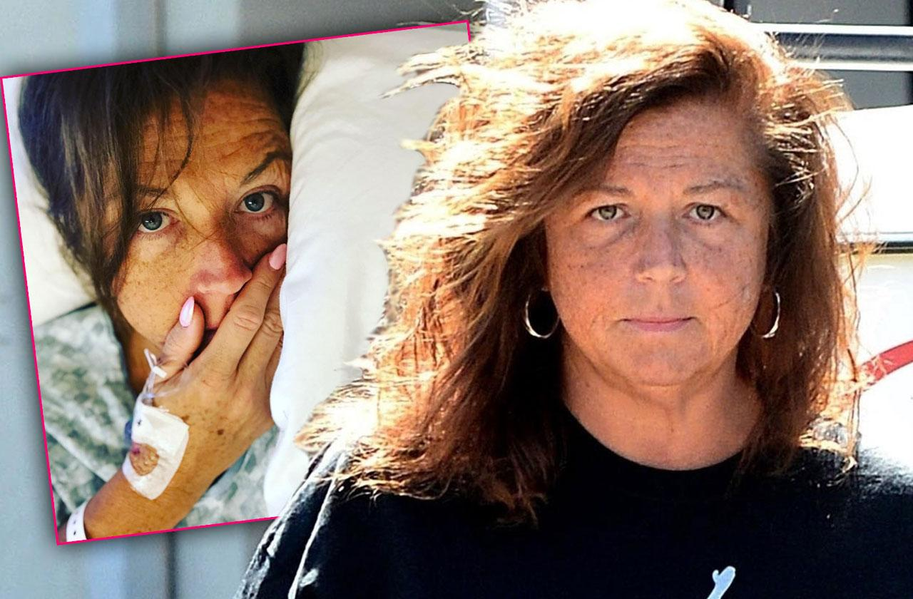 Abby Lee Miller Battles For Life Cancer Nightmare