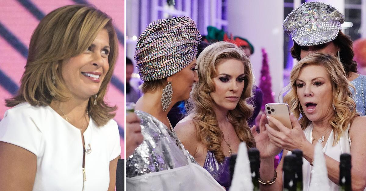 hoda rejectsrhony interview pp