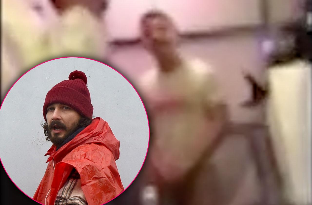 Shia LaBeouf Racist Bar Fight French Fries Grey Goose