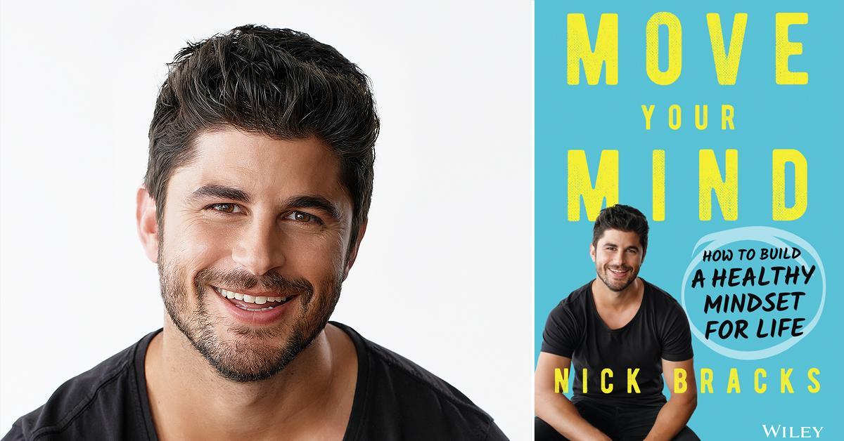 nick bracks upcoming mental health book move your mind failure