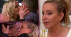 Shannon Beador Kissing Men