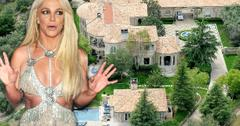 Britney Spears Mansion Abandoned During Rehab Stay