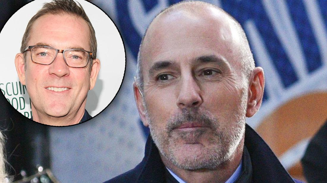 Ted Allen Slams Matt Lauer For Struggling To Say 'Queer' On Live TV In 2003