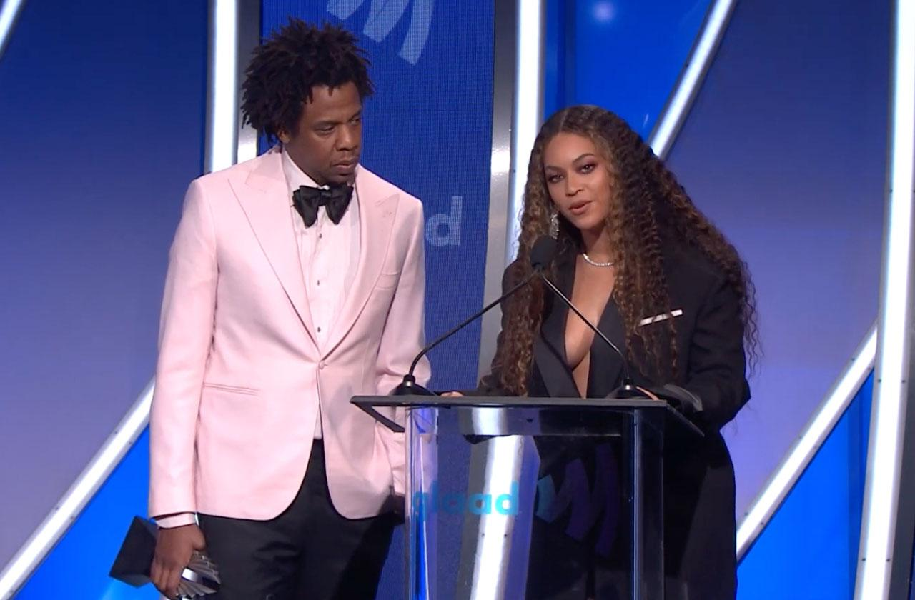 Beyonce-Cries-Uncle-HIV-Death-GLAAD-Awards