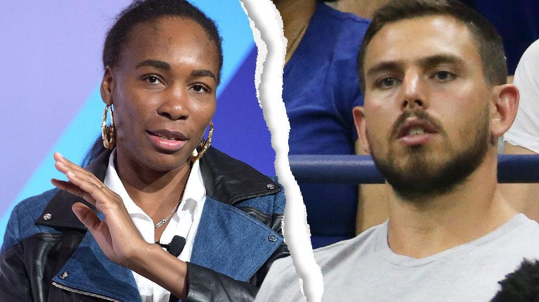 Venus Williams And Nicky Hammond Have Split