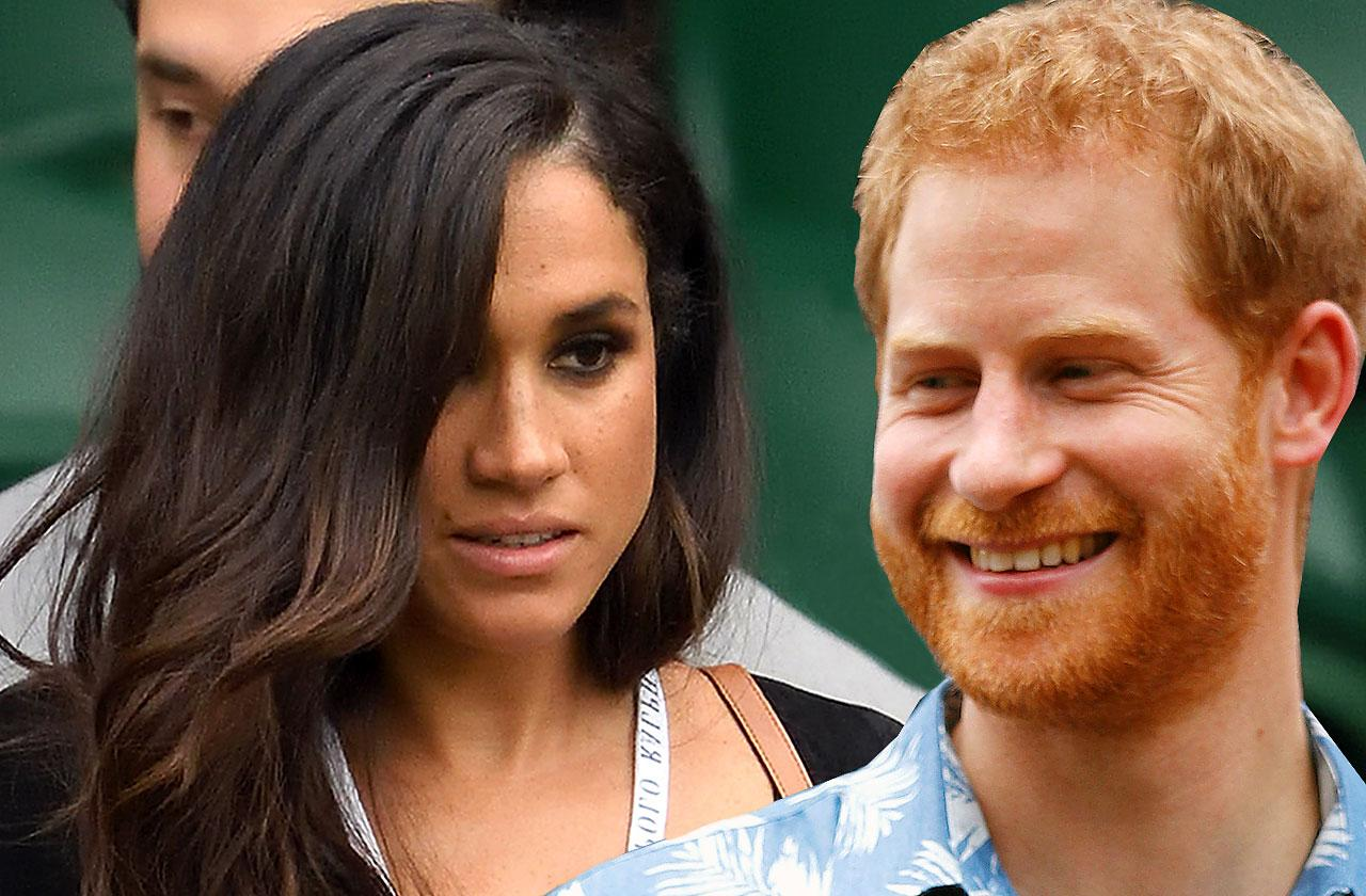 Demanding Meghan Markle & Lovestruck Prince Harry