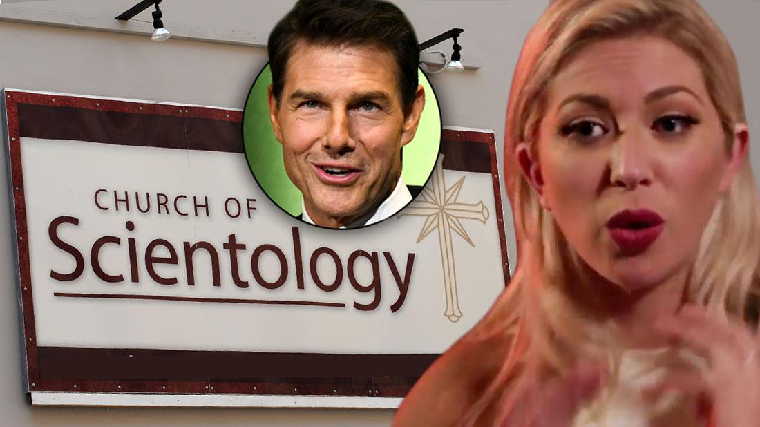 'Vanderpump Rules' Star Stassi Schroeder Book: She Went To Scientology With Tom Cruise's Mentor