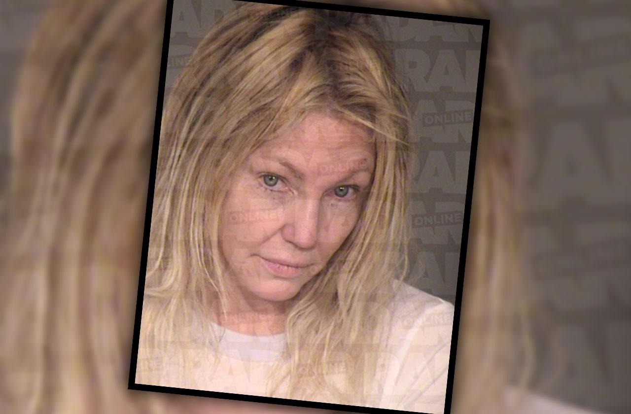 //heather locklear mugshot pp