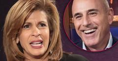 Hoda Kotb Not Making Matt Lauer Money