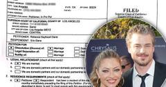 Rebecca Gayheart Divorce Eric Dane