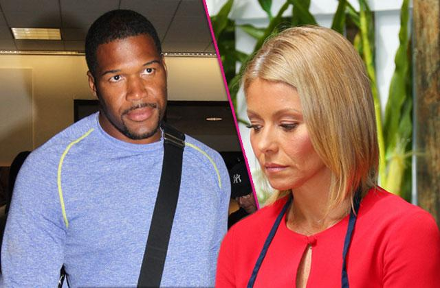 Kelly Ripa Michael Strahan Feud Secrets And Scandals Exposed