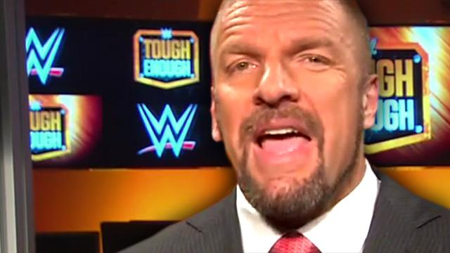 WWE Tough Enough Announcement