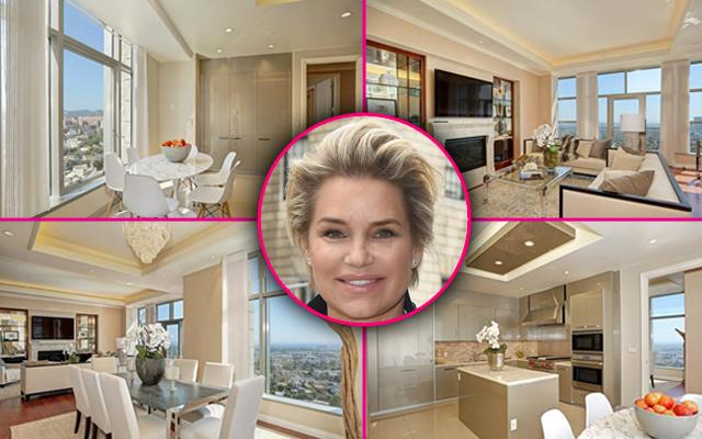 Yolanda Foster Divorce New Condo