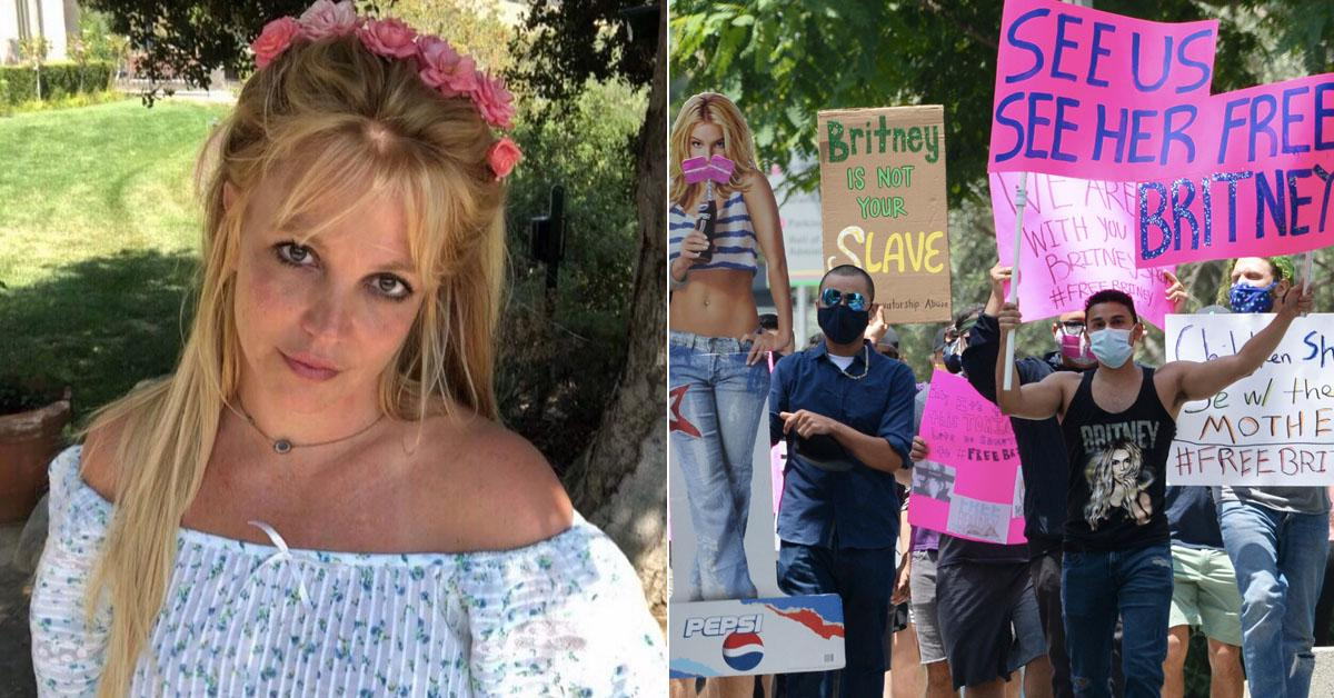 britney spears responds to concerned fans who ask if shes ok instagram video
