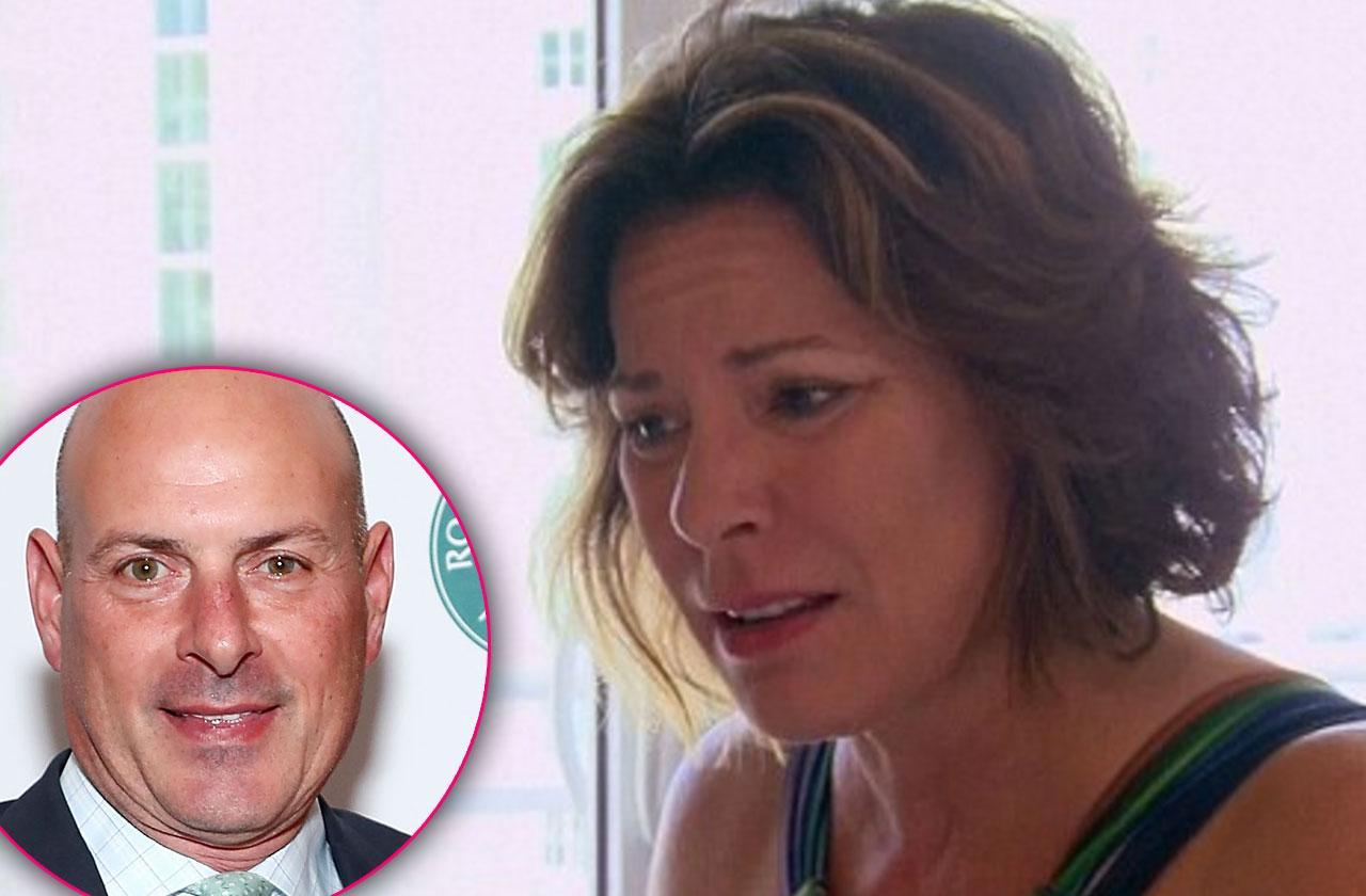 LuAnn De Lesseps Tom D'Agostino Divorce Humilitated