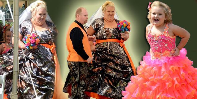 //honey boo boo mama june wedding wide splash