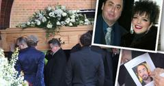 //david gest dead funeral photos pp