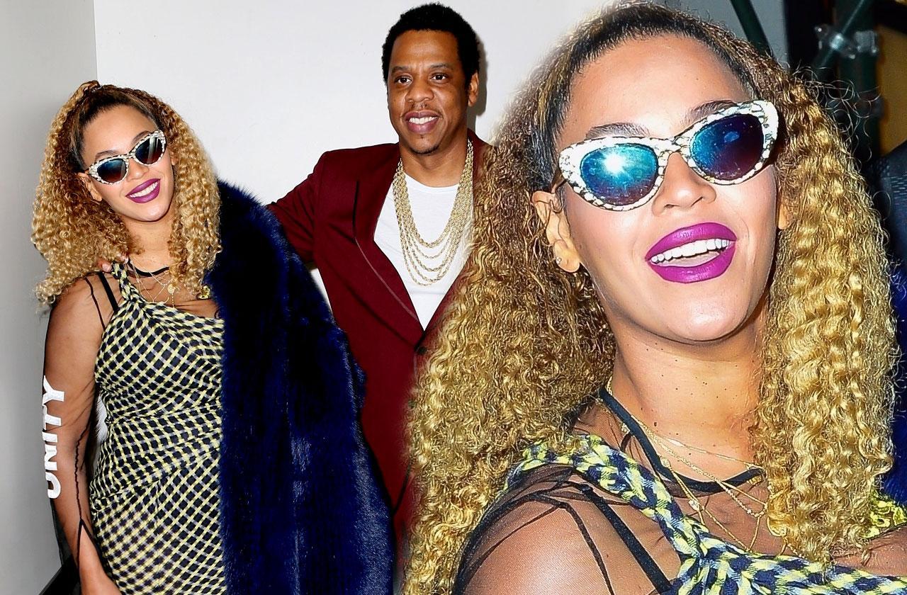 //Jay Z birthday beyonce bizarre photos pp