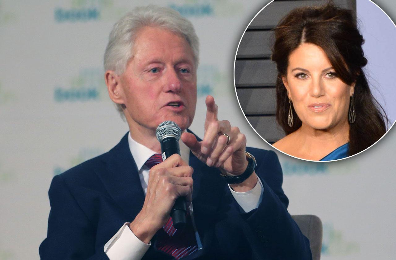 Bill Clinton No Regrets Monica Lewinsky Scandal
