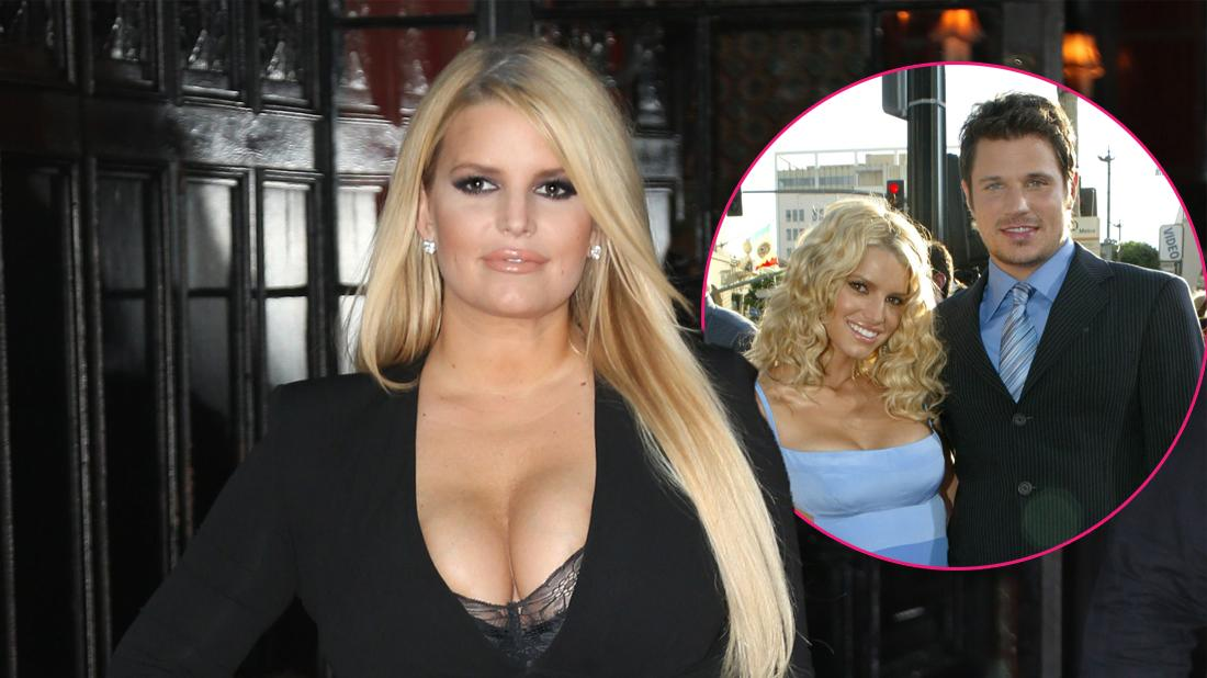 Jessica Simpson Reflects On 'First Love' Nick Lachey