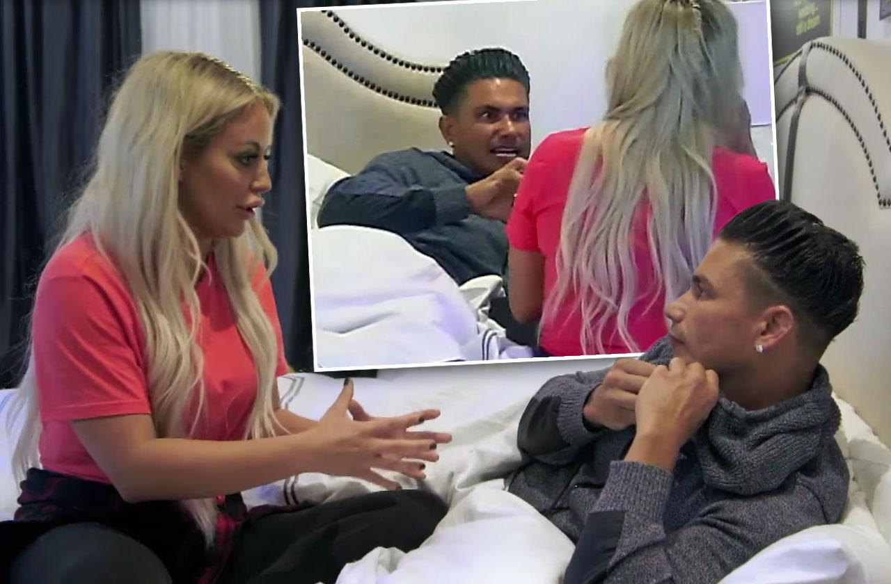 Pauly D Says He Has Clear 'Disconnect' From Ex-Girlfriend Aubrey O'Day