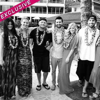 //kim kardashian snub step brother wedding