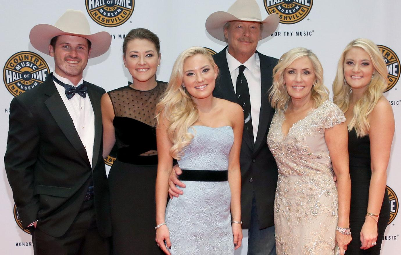 Country Singer Alan Jackson's Son In Law Dies After Freak Accident