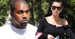 kim kardashian kanye west divorce leaves berlin rush California pics