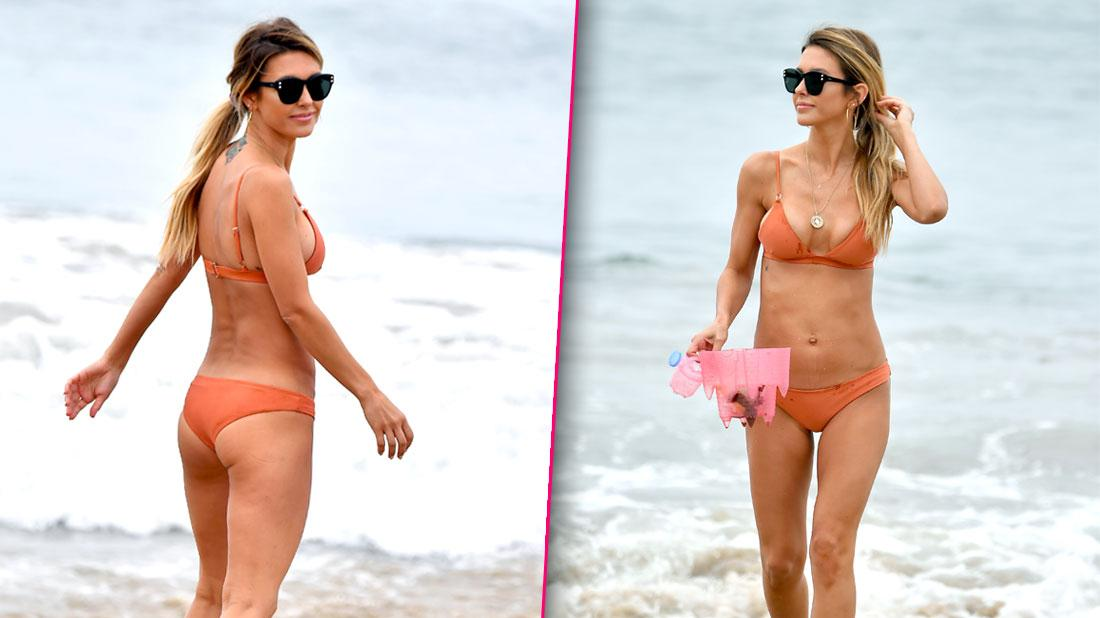 Audrina Patridge Enjoys Fun In The Sun Days After Confusion And Crisis Over Missing Son