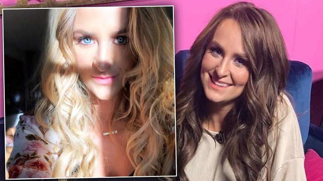 Leah Messer Working To Recruit Fans To Alleged Cult