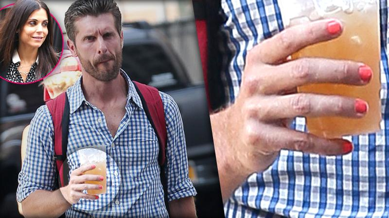 //jason hoppy with pink nails  pp sl