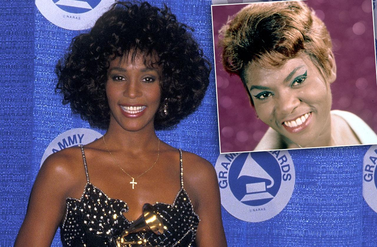 Whitney Houston Suffered Sex Abuse Cousin