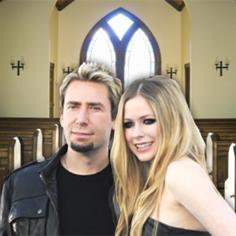 //avril wed maybe