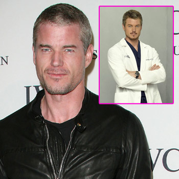 //eric dane quit greys anatomy