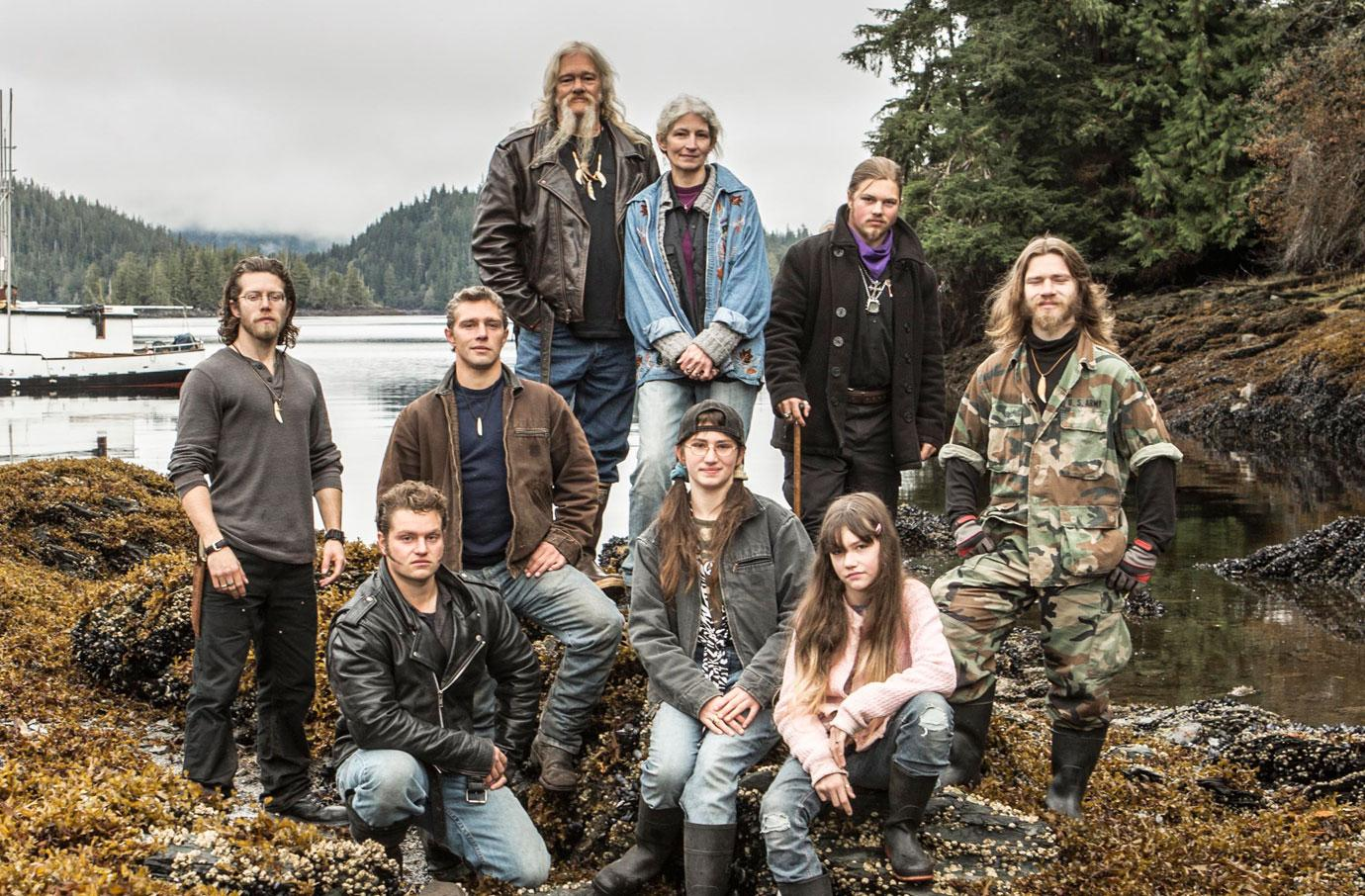 //Alaskan Bush People Ami Brown Cancer Dying Mom Reconcile pp