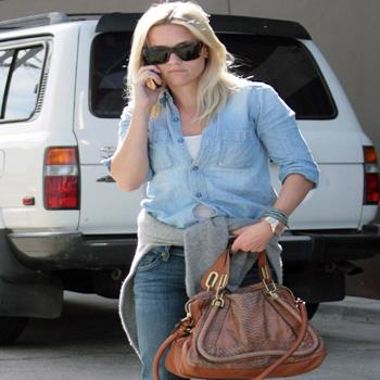 //reese witherspoon python purse splash