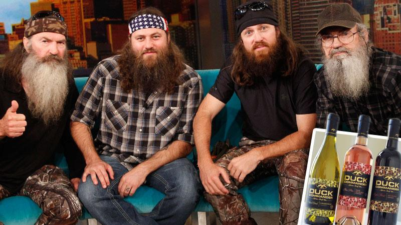 //duck dynasty wines pp