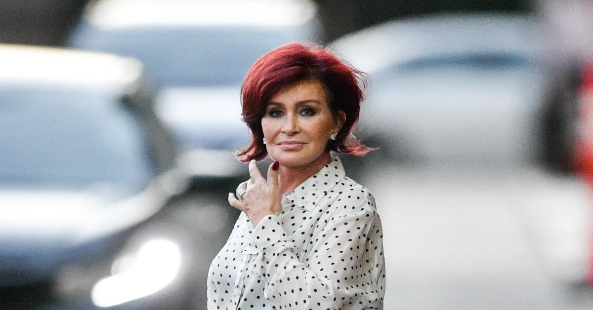 sharon osbourne the talk hiatus racism scandal