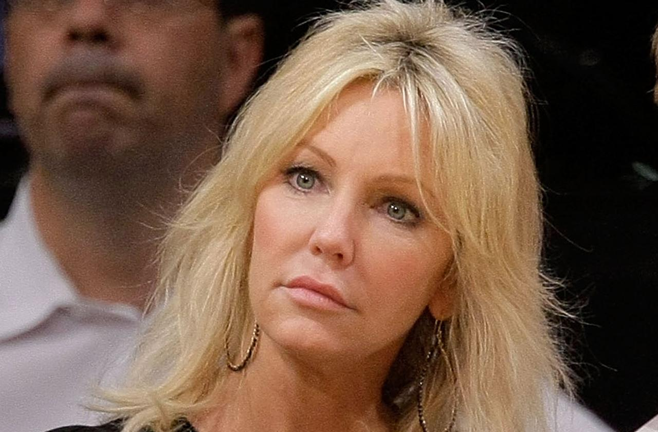 Heather Locklear Fiance No Show Court