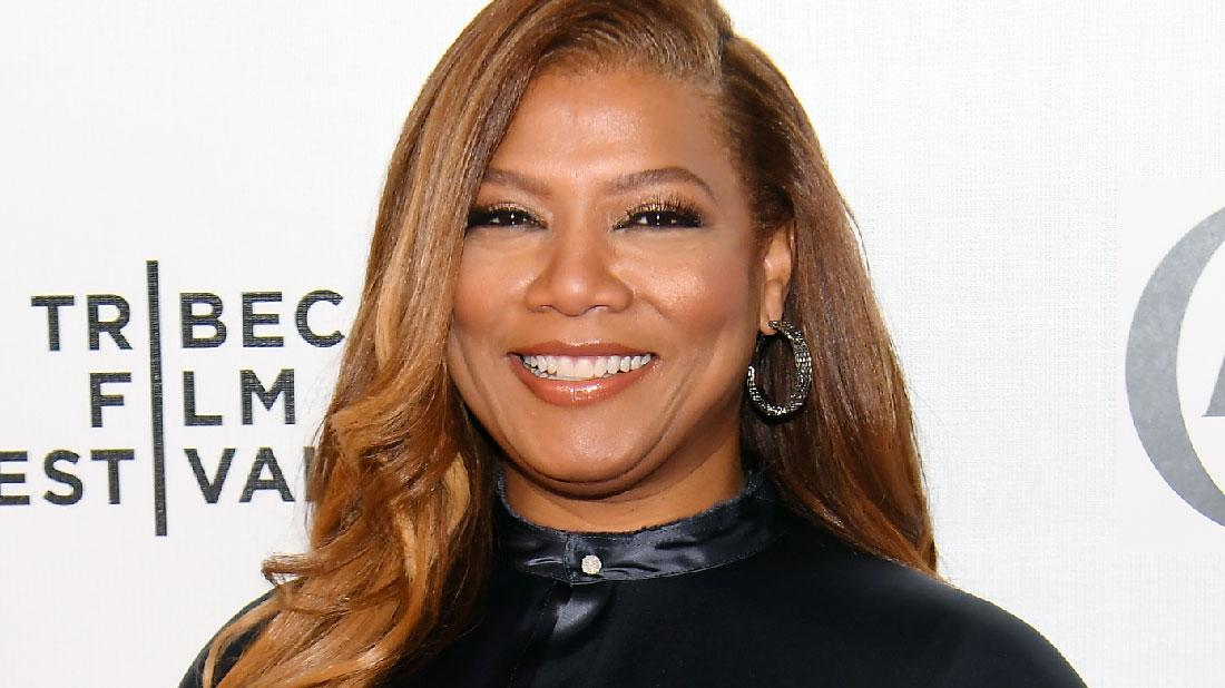 Queen Latifah Hits Tribeca Party After Health Crisis