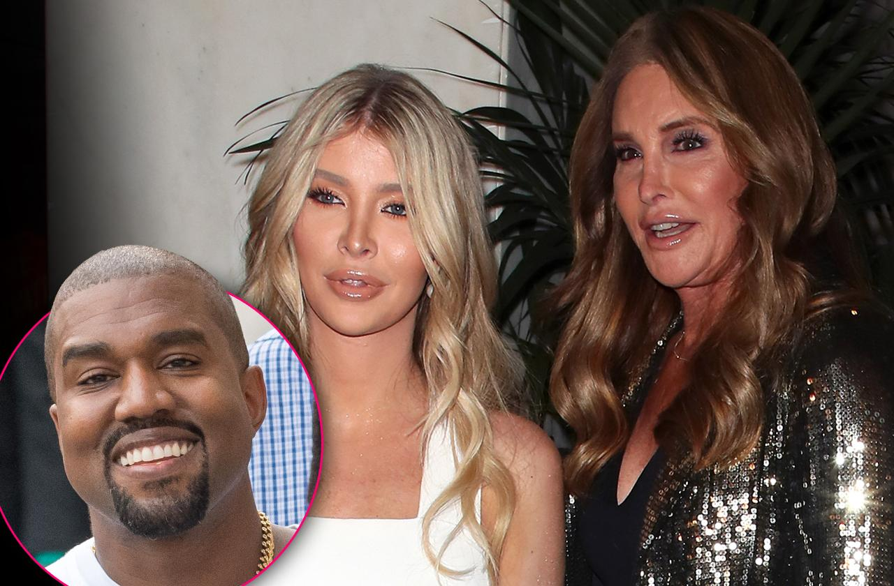Caitlyn Jenner Galpal Sophia Hutchins Confirms She Can Model For Kanye