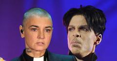 prince sinead oconnor fight drug accusation