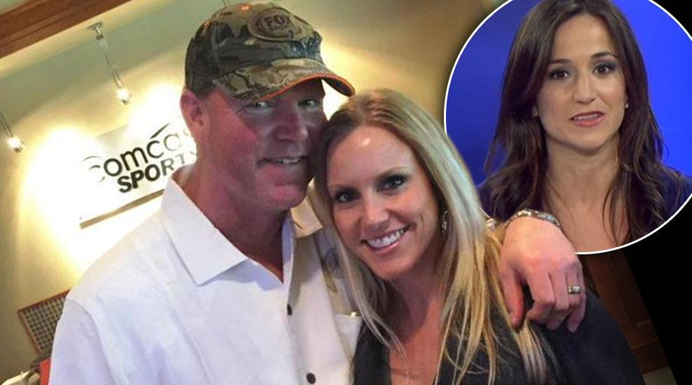 Washington Redskins GM Wife ESPN Reporter Scandal