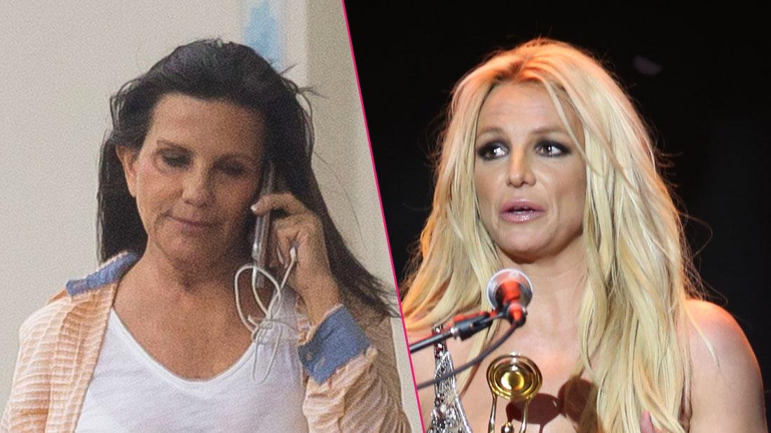 Britney Spears Dad Jamie Is Living In An RV Amid Their