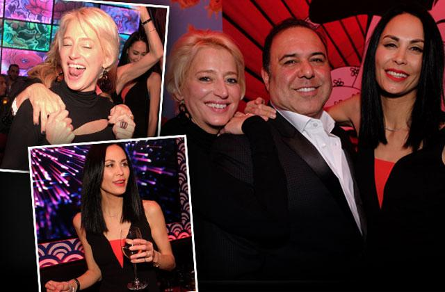 jules wainstein drinking substance abuse claims rhony