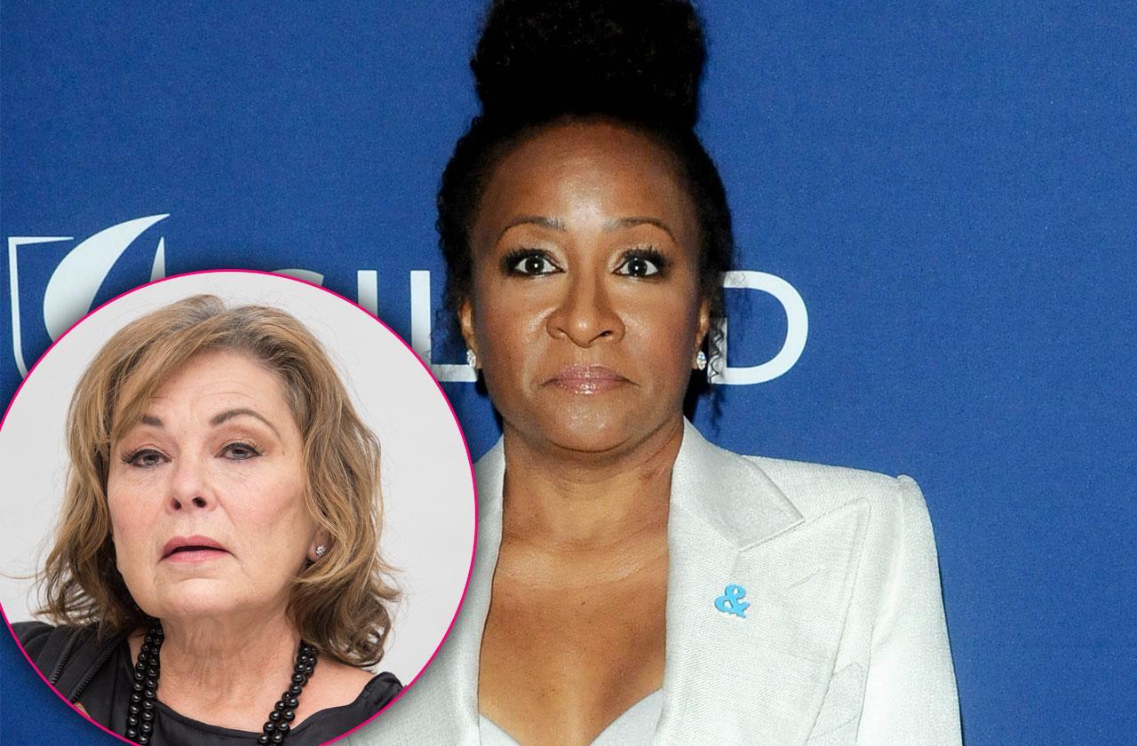 Wanda Sykes Quits Roseanne Barr Racist Tweet
