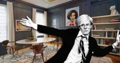 //andy warhol town home for sale wide