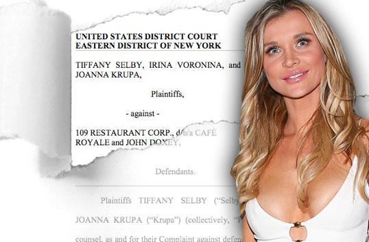 //joanna krupa win lawsuit strip club false advertisement nude pics rhom pp